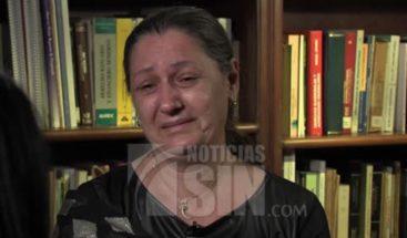 Madre de joven fallecida revela detalles de relación violenta de su hija
