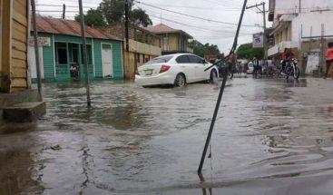 Remanentes de Isaac continuarán provocando aguaceros este lunes