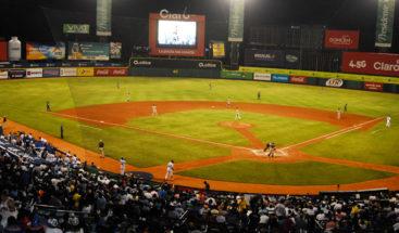 Lidom suspende actividad para oficializar dedicatoria Béisbol Invernal