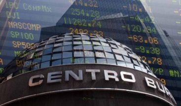 México pierde 0,06 % al inicio de sesión en Bolsa de Valores