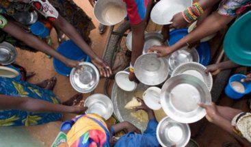 Personas con hambre en el mundo siguen aumentando hasta los 821 millones