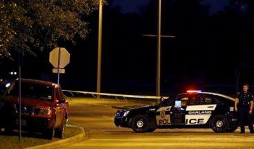 Una camioneta se estrella deliberadamente en el estudio de Fox en Dallas