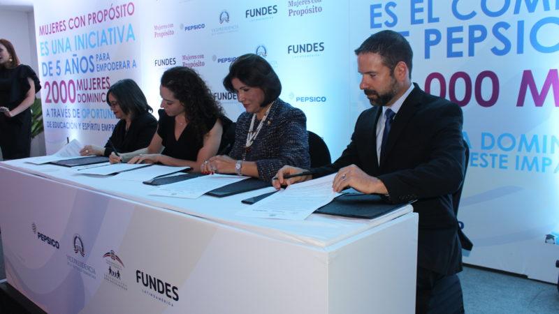 """""""Mujeres Con Propósito"""",para fortalecer el empoderamiento de dominicanas"""