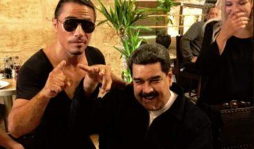 Maduro responde críticas por cenar carne en exclusivo restaurante turco