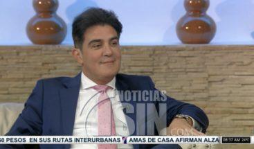 Julio Cury dice sería discriminatorio impedir reelección de Medina