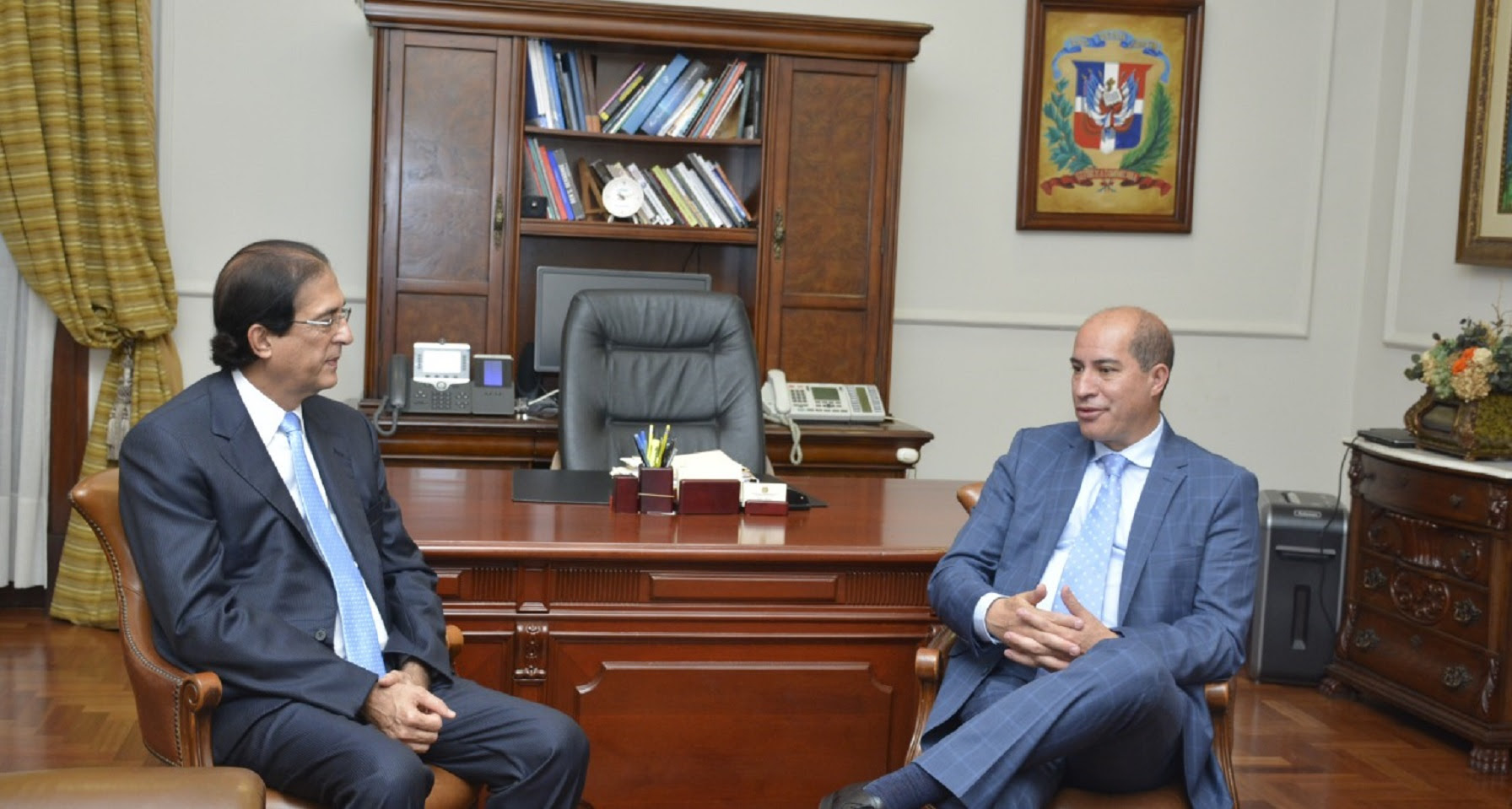 ECU-911 de Ecuador y 911 de RD tendrán colaboración mutua