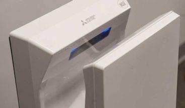El peligro mortal de los secadores de manos