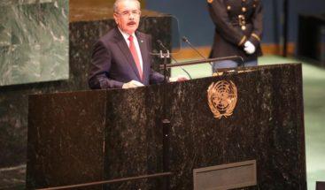 Medina ONU: narcotráfico y crimen organizado amenazan seguridad mundial