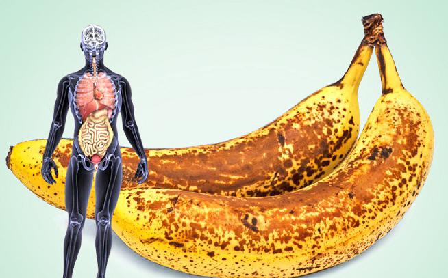 Esto pasará con su cuerpo, si come 2 plátanos todos los días en un mes