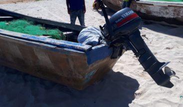 Detienen 17 nacionales haitianos realizando pesca ilegal en Pedernales