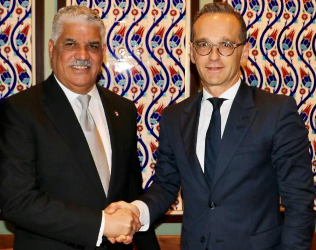 Canciller: Alemania ofrece apoyo a RD en Consejo de Seguridad ONU