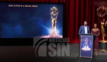 Dan últimos toques para ceremonia de Premios Emmy 2018