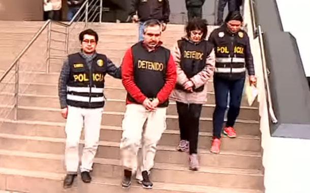 Ordenan liberar pareja chilena detenida por caso vientre de alquiler