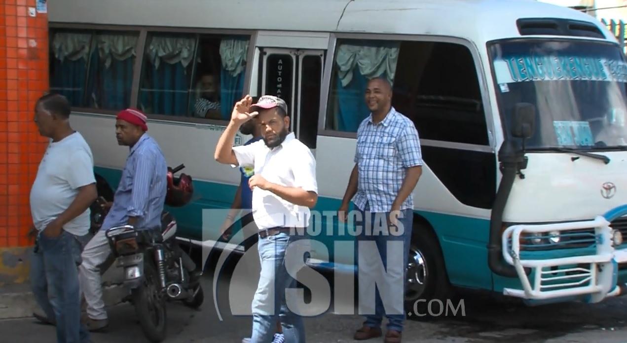 Fenatrado decide esta tarde si aumentará tarifa del pasaje