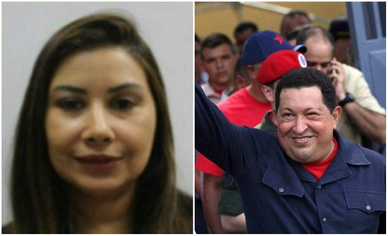 Fiscalía apoyará hoy extraditar a Venezuela enfermera de Hugo Chávez