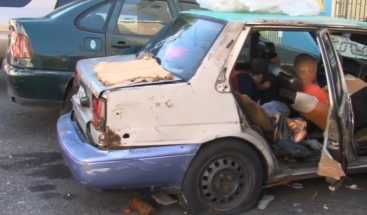 Amueblan vivienda de hombre vivía dentro en carro