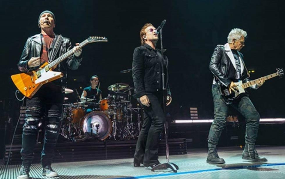 Bono confirma que ha recuperado su voz y que U2 podrá completar su gira