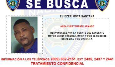 Apresan uno de presuntos autores de muerte sargento mayor en Bayaguana