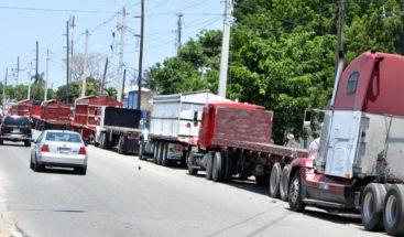 Fenatrado anuncia convocatoria paro nacional de transporte de carga