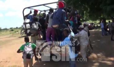 Cesfront detiene a más de 800 indocumentados en la frontera
