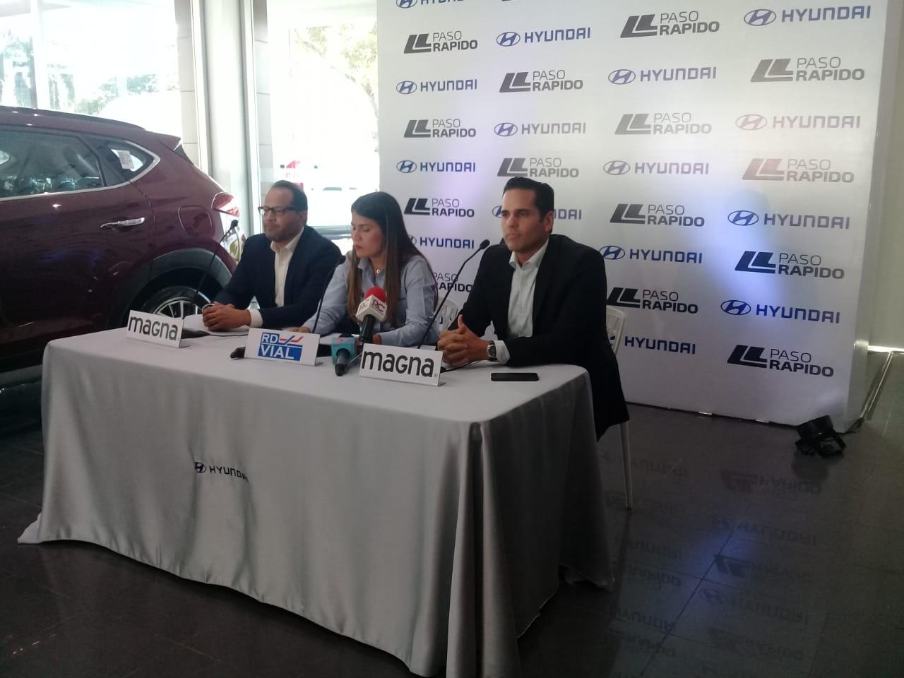 Quien adquiera vehículo Magna Motors tendrá dispositivo de paso rápido