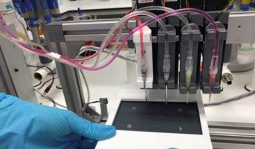 Desarrollan piel robótica que detecta tacto de forma similar a la humana