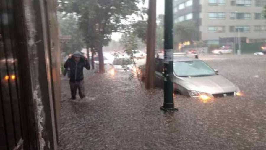 Lluvias dejan tres muertos y 11 desaparecidos en suroeste de México