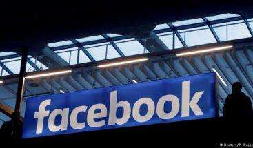 Facebook asegura al Senado EEUU está
