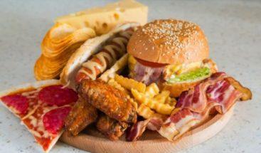 Alimentos grasosos o azucarados disminuyen energía y afectan rendimiento