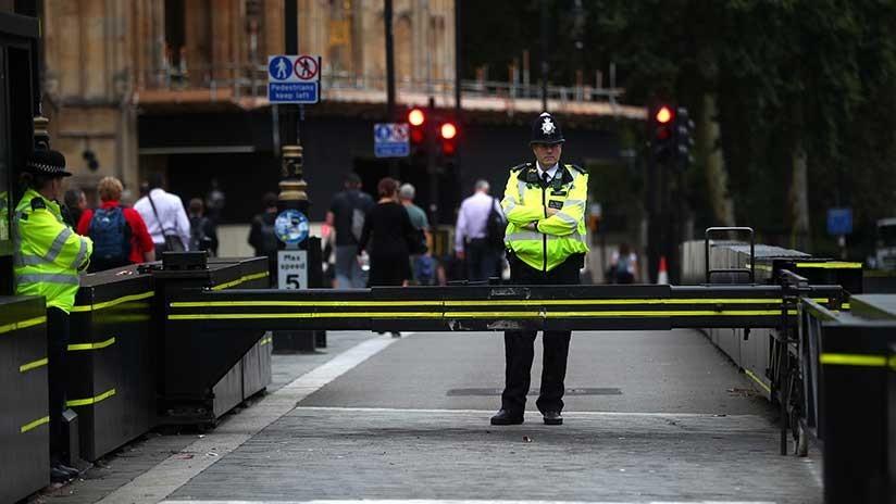 Tres heridos en Londres en un ataque con ácido