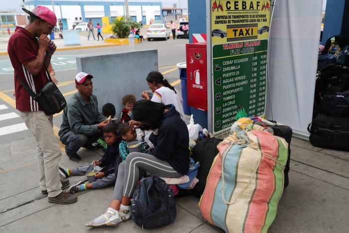 República Dominicana no vota en reunión sobre migración venezolana