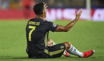 La UEFA abre un procedimiento sancionador contra Cristiano Ronaldo