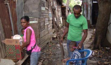 Residentes de Los Guandules temen quedar en la calle por desalojo
