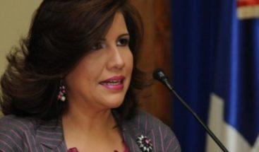 Vicepresidenta: 9 de cada 10 relaciones pueden terminar en violencia