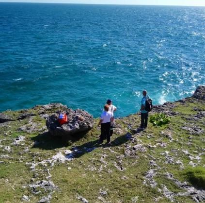 Encuentran cadáver de una persona que se ahogó en el Mar Caribe