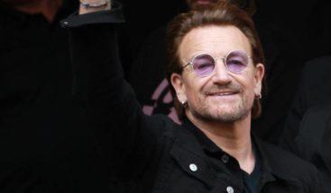 Bono, líder de U2 acudirá al Parlamento Europeo para hablar sobre África