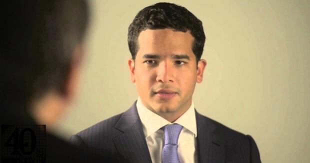 Hijo de Leonel Fernández quiere ser enlace directo de su progenitor