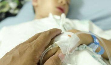 Niños con cáncer y VIH son más afectados por movimientos anti vacunas