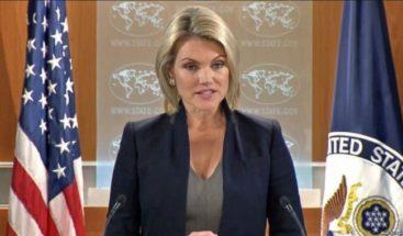 EEUU llama a consultas a diplomáticos en Panamá, El Salvador y RD
