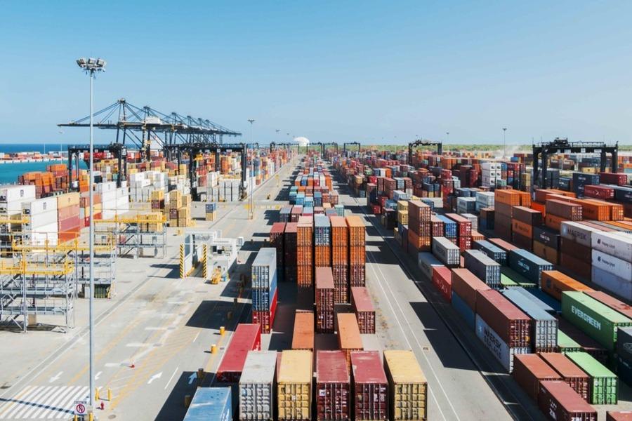 DP World Caucedo mueve 1MM de contenedores antes de culminar el año