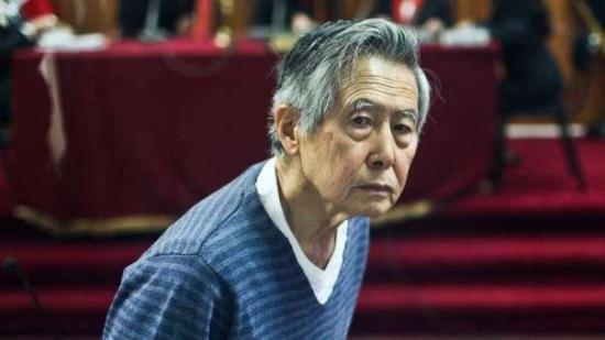 Justicia peruana anula el indulto a Alberto Fujimori y ordena su captura