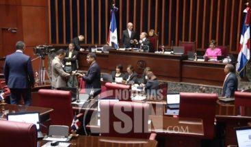 Senadores justifican no se haya aprobado proyecto prohíbe uso de hookah
