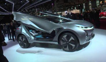 Salón Automóvil París abre edición que apuesta por lo eléctrico