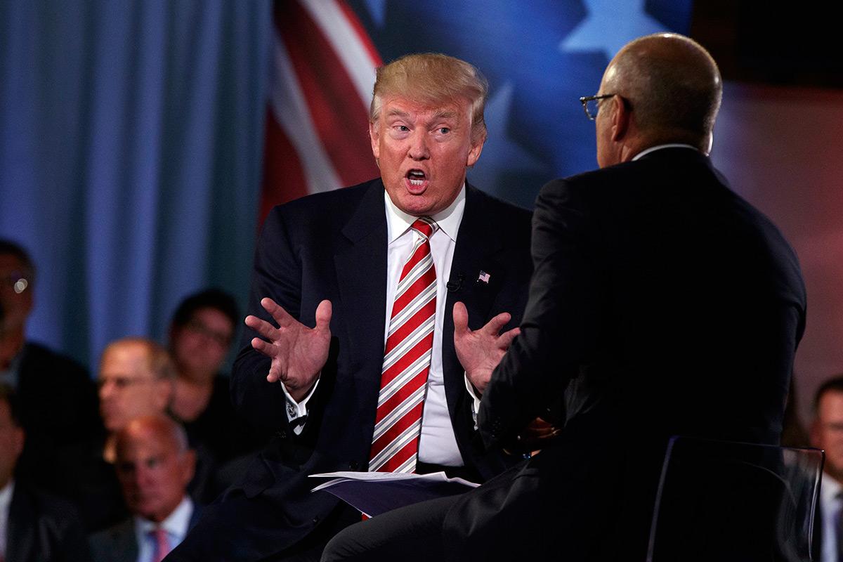 Trump construyó parte de fortuna a través de fraude fiscal, según el NYT