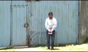 Portero de un colegio se convierte en alcalde de una comunidad de Perú