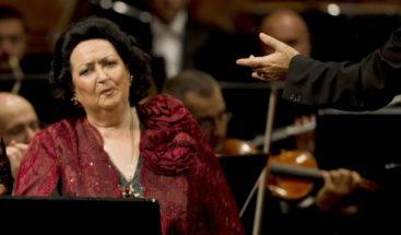 Madrid y Barcelona preparan un homenaje doble a Montserrat Caballé