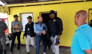 Capturan narcotraficante prófugo de la justicia italiana en Montecristi