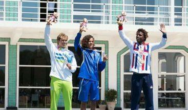 RD gana primer lugar en competencia de olímpica de Kiteboarding