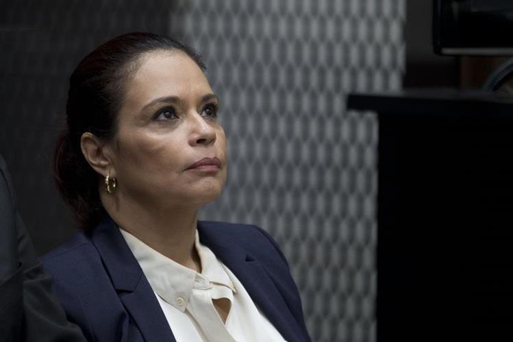 Más de 15 años de cárcel para exvicepresidenta guatemalteca Baldetti