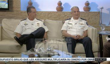 Logros de los auxiliares navales en República Dominicana
